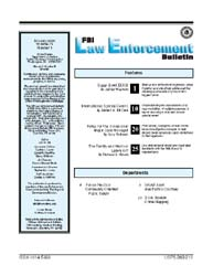 Fbi Law Enforcement Bulletin : January 2... by Westcott, Jeffery