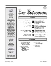 Fbi Law Enforcement Bulletin : July 2000... by Pinnizzoto, Anthony