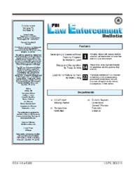 Fbi Law Enforcement Bulletin : October 2... by Lynch, Michael