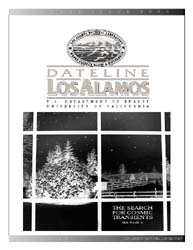 Dateline : Los Alamos; January 2000 Volume January 2000 by Coonley, Meredith
