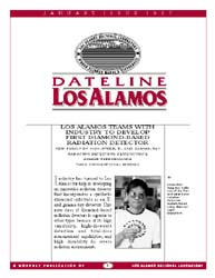 Dateline : Los Alamos; January 1997 Volume January 1997 by Coonley, Meredith
