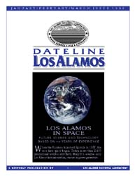 Dateline : Los Alamos; January-February-... Volume January-February-March 1998 by Coonley, Meredith