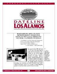 Dateline : Los Alamos; February 1997 Volume February 1997 by Coonley, Meredith