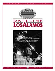Dateline : Los Alamos; August 1997 Volume August 1997 by Coonley, Meredith