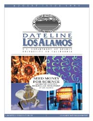 Dateline : Los Alamos; August 1999 Volume August 1999 by Coonley, Meredith