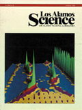 Los Alamos Science No. 10, Spring 1984 Volume 10, TOC by Necia Grant Cooper