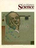 Los Alamos Science No. 15, 1987 Volume 15, TOC by Necia Grant Cooper