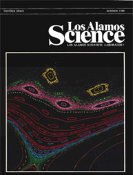 Los Alamos Science No. 1, Summer 1980 Volume 1, TOC by Necia Grant Cooper