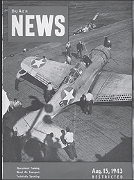 Naval Aviation News : August 15, 1943 Volume August 15, 1943 by U. S. Navy
