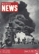 Naval Aviation News : August 15, 1945 Volume August 15, 1945 by U. S. Navy