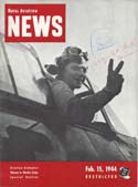 Naval Aviation News : February 15, 1944 Volume February 15, 1944 by U. S. Navy