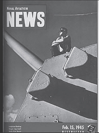 Naval Aviation News : February 15, 1945 Volume February 15, 1945 by U. S. Navy