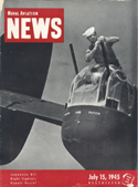 Naval Aivation News : July 15, 1945 Volume July 15, 1945 by U. S. Navy