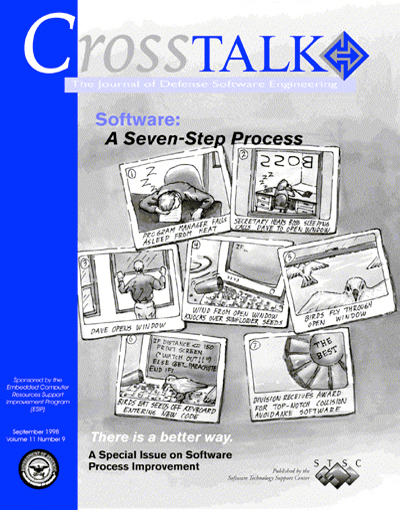 Crosstalk : The Journal of Defense Softw... by Bowers, Pamela