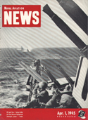 Naval Aviation News : April 1, 1945 Volume April 1, 1945 by U. S. Navy