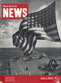 Naval Aivation News : July 1, 1945 Volume July 1, 1945 by U. S. Navy