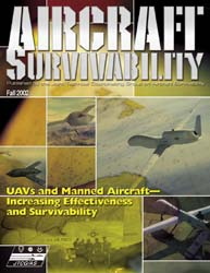Aircraft Survivability Journal : Fall 20... Volume Fall 2002 by Lindell, Dennis