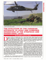 Canadian Military Journal; Winter 2002 Volume 3, Issue 4 by Bashow, Dave