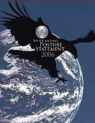 Usaf Posture Statement : 2006 by Wynne, Michael W.