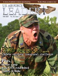 U.S. Air Force Leader : Fall 2007 Volume Fall 2007 by Mccain, John
