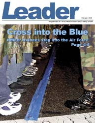 U.S. Air Force Leader : February 2006 Volume February 2006 by Mccain, John