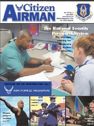 Citizen Airman Magazine; June 2005 Volume 57, Issue 3 by Tyler, Cliff