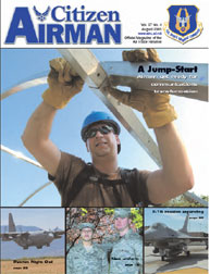 Citizen Airman Magazine; August 2005 Volume 57, Issue 4 by Tyler, Cliff