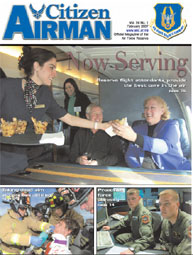 Citizen Airman Magazine; February 2007 Volume 59, Issue 1 by Tyler, Cliff