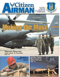 Citizen Airman Magazine; August 2007 Volume 59, Issue 4 by Tyler, Cliff
