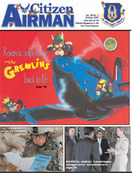 Citizen Airman Magazine; October 2007 Volume 59, Issue 5 by Tyler, Cliff