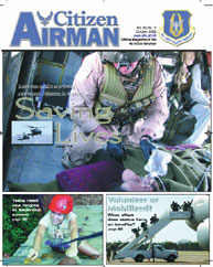 Citizen Airman Magazine; October 2008 Volume 60, Issue 5 by Tyler, Cliff