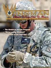 Wingman Magazine : Volume 3, Issue 2 ; S... by Greetan, Thomas
