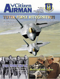 Citizen Airman Magazine; June 2010 Volume 62, Issue 3 by Tyler, Cliff