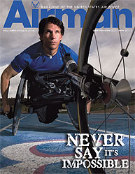 Airman Magazine : September-October 2010 Volume September-October 2010 by Pritchett, James B.