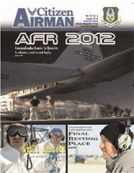 Citizen Airman Magazine; August 2010 Volume 62, Issue 4 by Tyler, Cliff