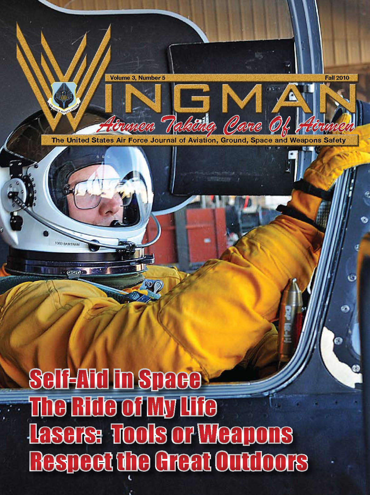 Wingman Magazine : Volume 3, Issue 4 ; F... by Greetan, Thomas