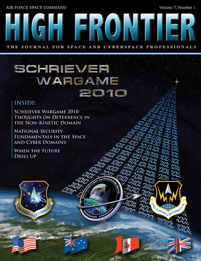 High Frontier Journal : Schriever Wargam... by Adams, Lt. Col Marcella