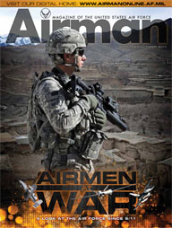 Airman Magazine : September-October 2011 Volume September-October 2011 by Pritchett, James B.