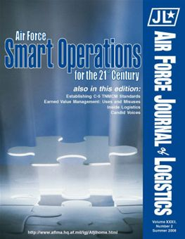 Air Force Journal of Logistics : 2007 Volume 32, Issue 2 by Rainey, James C.