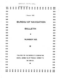 Navy Department, Bureau of Navigation