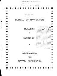 All Hands : Bureau of Navigation News Bu... Volume 20, Issue 225 by Navy Department, Bureau of Navigation