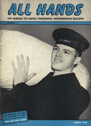 All Hands; March 1950 Volume 29, Issue 332 by Navy Department, Bureau of Navigation