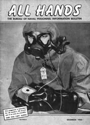 All Hands; December 1950 Volume 29, Issue 341 by Navy Department, Bureau of Navigation
