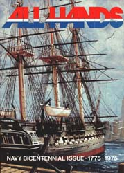 All Hands; August 1975 Volume 54, Issue 637 by Navy Department, Bureau of Navigation