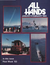 All Hands; February 1984 Volume 63, Issue 739 by Navy Department, Bureau of Navigation