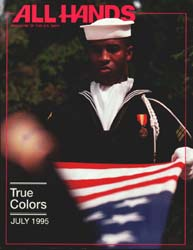 All Hands; July 1995 Volume 75, Issue 876 by Navy Department, Bureau of Navigation