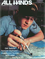 All Hands; May 1996 Volume 76, Issue 886 by Navy Department, Bureau of Navigation