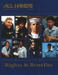 All Hands; August 1997 Volume 77, Issue 901 by Navy Department, Bureau of Navigation