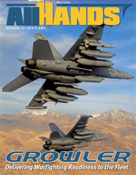 All Hands; May 2009 Volume 89, Issue 1042 by Navy Department, Bureau of Navigation