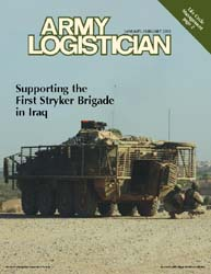 Army Logistician; January-February 2005 Volume 37, Issue 1 by Paulus, Robert D.